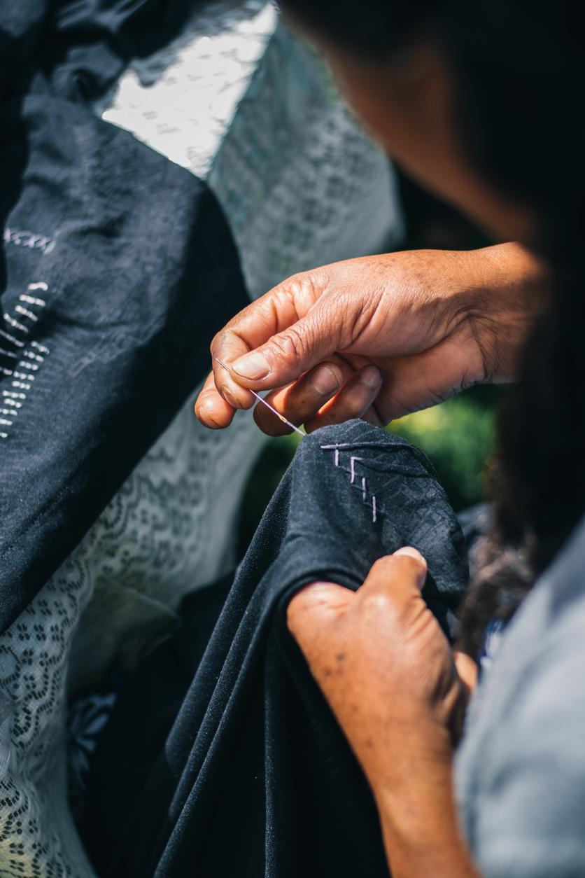Respeto y trato justo para los artesanos indígenas en la moda: Someone Somewhere 2