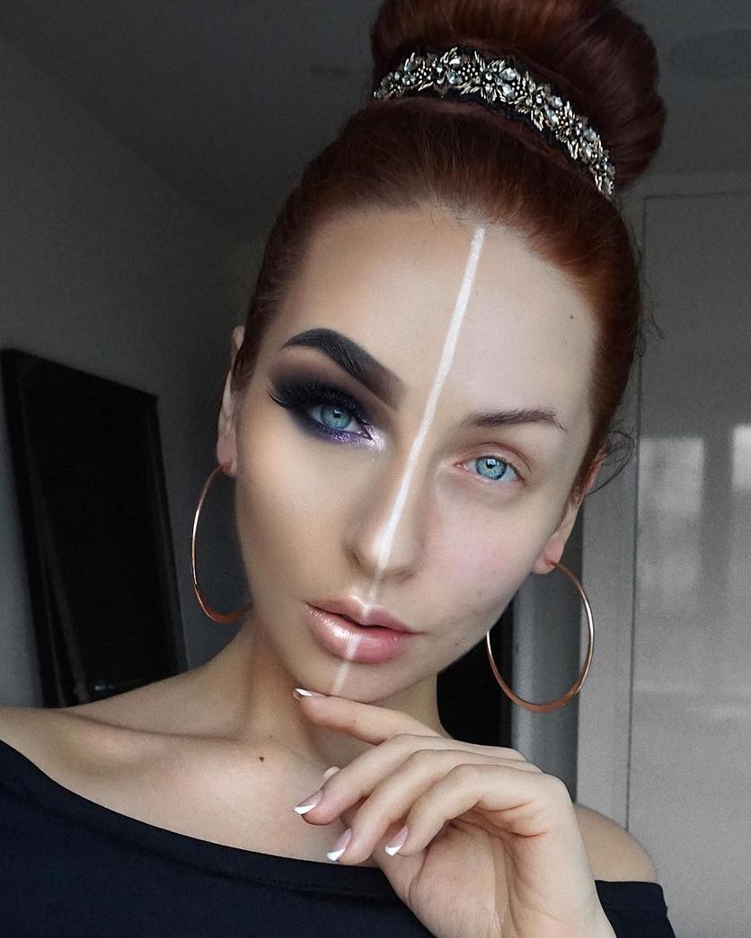 best makeup products powder versus cream