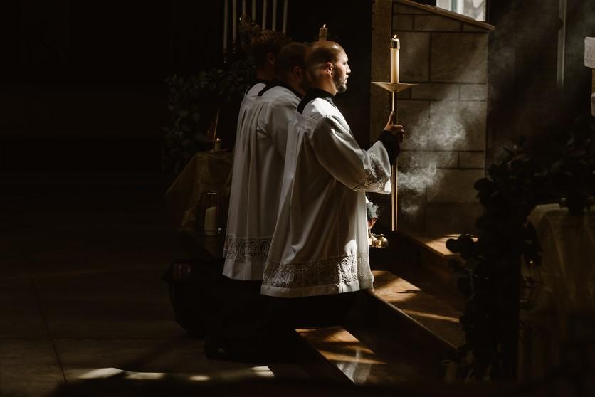 Esto es lo que debe estudiar un hombre que quiere ser sacerdote 2