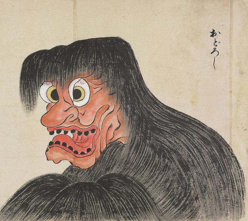17 Illustrations From The Strangest Japanese Monster Compilation 2