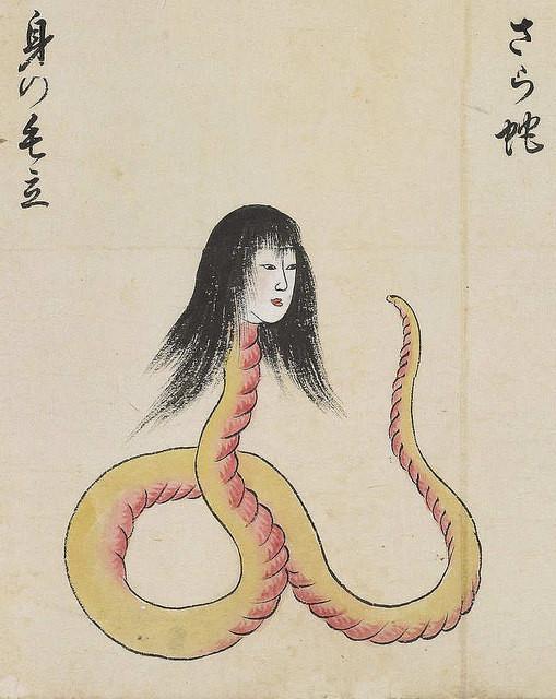 17 Illustrations From The Strangest Japanese Monster Compilation 5