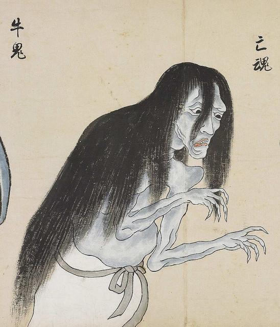 17 Illustrations From The Strangest Japanese Monster Compilation 6