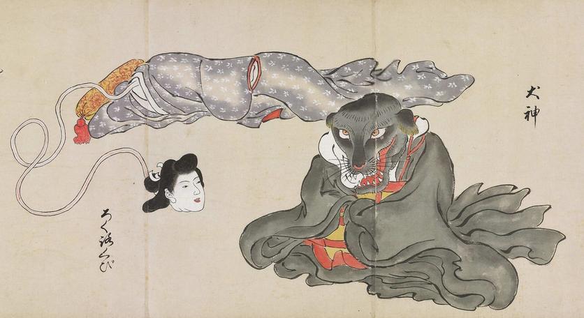 17 Illustrations From The Strangest Japanese Monster Compilation 13