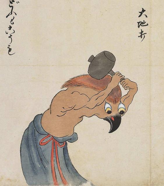 17 Illustrations From The Strangest Japanese Monster Compilation 14