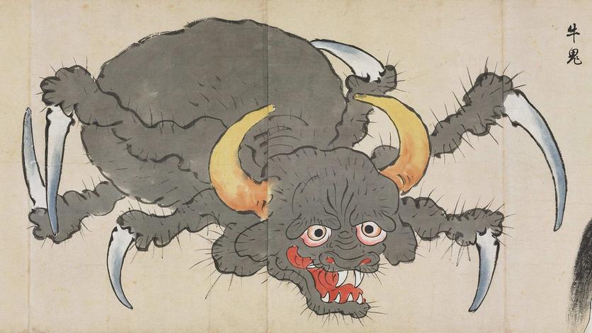 17 Illustrations From The Strangest Japanese Monster Compilation 15