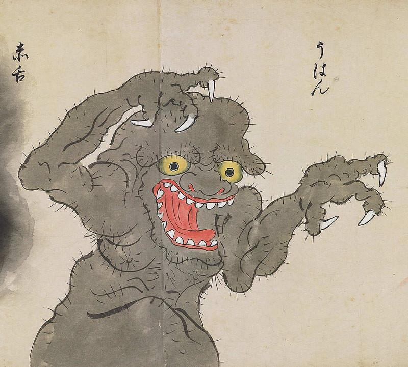 17 Illustrations From The Strangest Japanese Monster Compilation 16