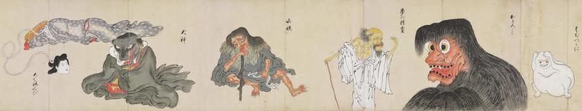 17 Illustrations From The Strangest Japanese Monster Compilation 20