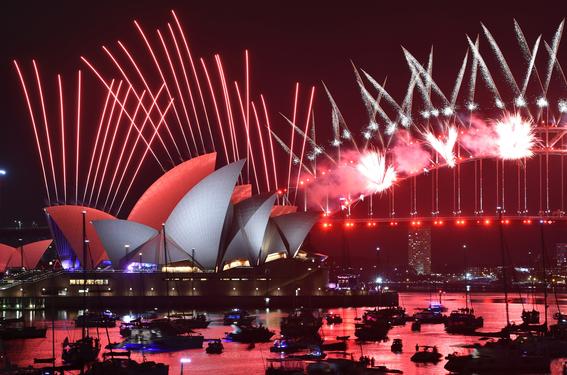 celebraciones de ano nuevo 2019 2