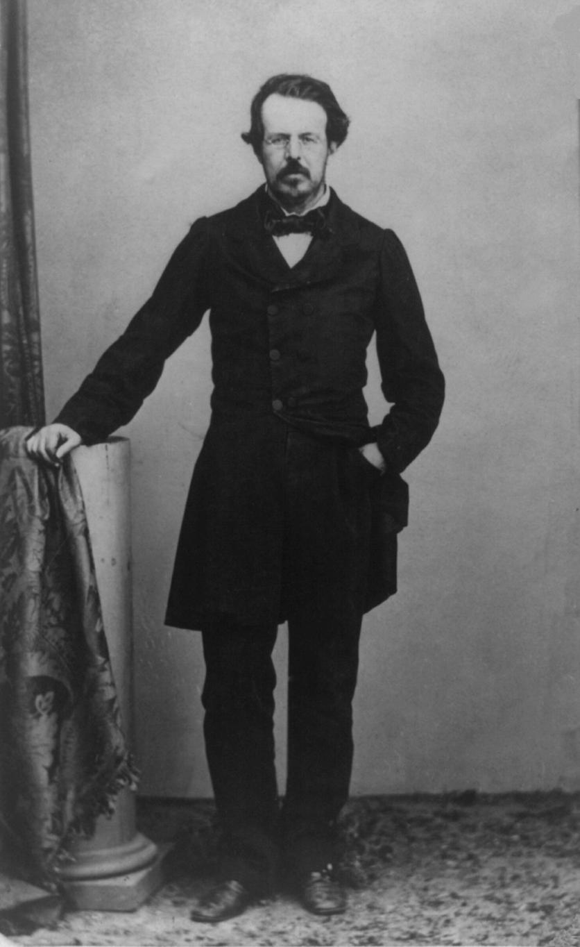 Guillermo Prieto, el hombre que le salvó la vida a Benito Juárez 1