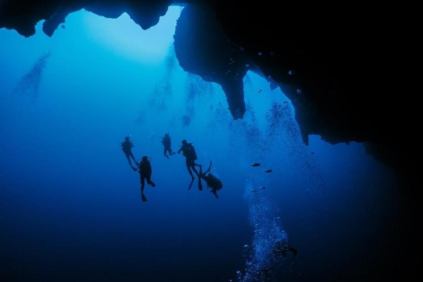 Gran Agujero Azul: uno de los más grandes misterios de los mares 1