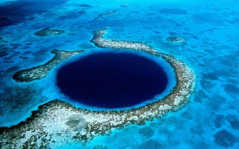 Gran Agujero Azul: uno de los más grandes misterios de los mares 2
