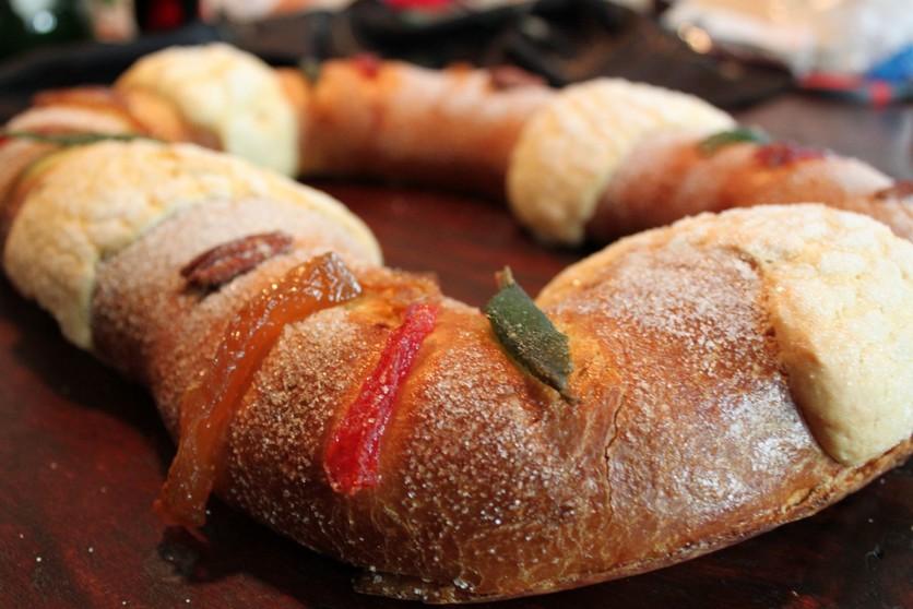 Este es el significado de la Rosca de Reyes 2