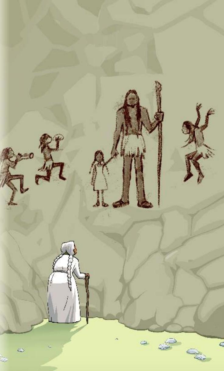 uemac gigantes leyenda otomi