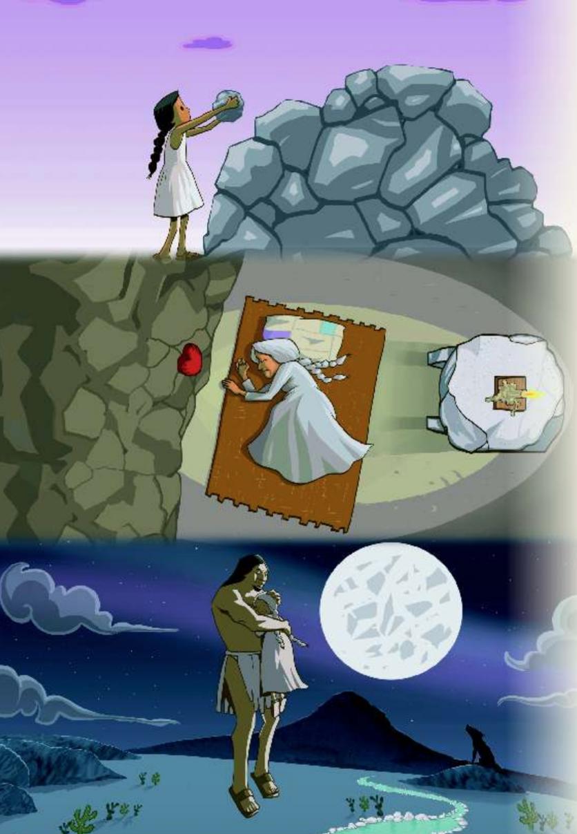 La leyenda otomí de los gigantes que habitaban la Tierra 0