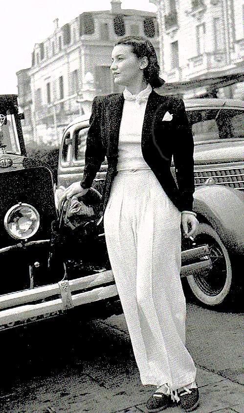Fotografías de Coco Chanel que demuestran su estilo durante toda su vida 3