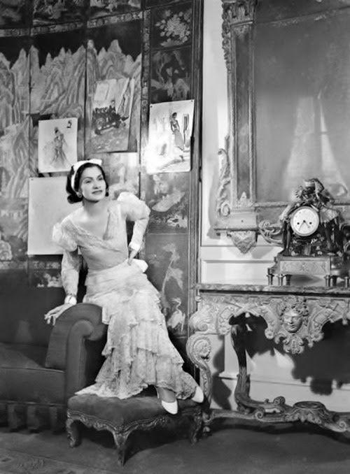 Fotografías de Coco Chanel que demuestran su estilo durante toda su vida 6