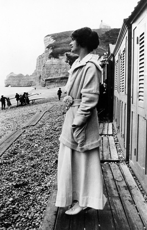 Fotografías de Coco Chanel que demuestran su estilo durante toda su vida 9