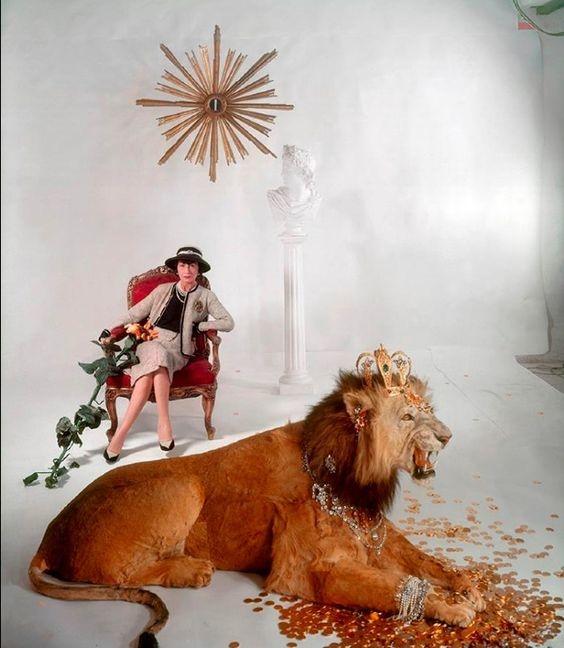 Fotografías de Coco Chanel que demuestran su estilo durante toda su vida 28