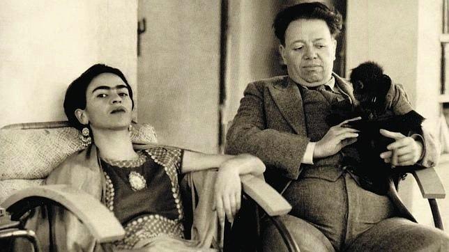 Amor por siempre, Frida Kahlo y Diego Rivera 0
