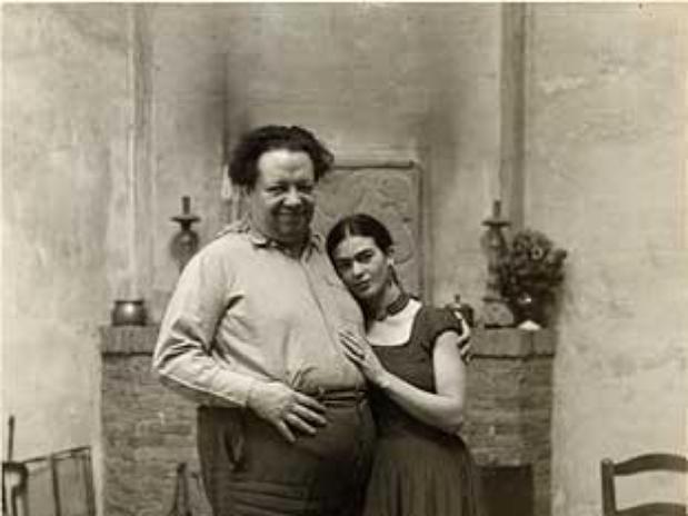 Amor por siempre, Frida Kahlo y Diego Rivera 7