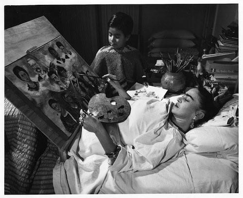 Amor por siempre, Frida Kahlo y Diego Rivera 9