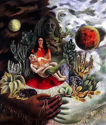 Amor por siempre, Frida Kahlo y Diego Rivera 1
