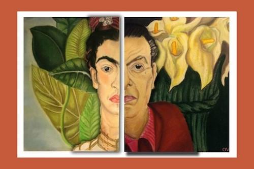 Amor por siempre, Frida Kahlo y Diego Rivera 3