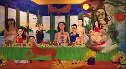 Amor por siempre, Frida Kahlo y Diego Rivera 5