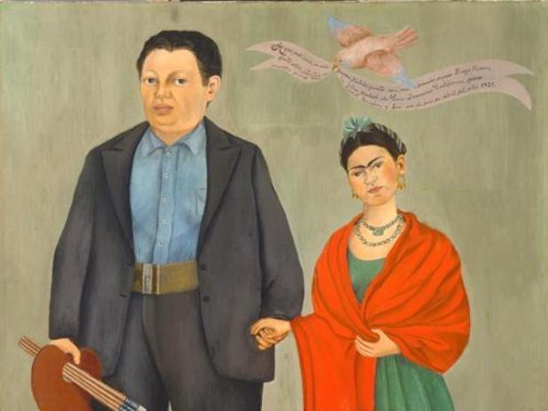 Amor por siempre, Frida Kahlo y Diego Rivera 8