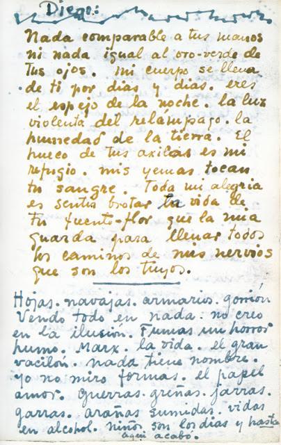 Amor por siempre, Frida Kahlo y Diego Rivera 12