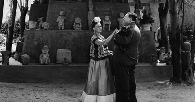 Amor por siempre, Frida Kahlo y Diego Rivera 22
