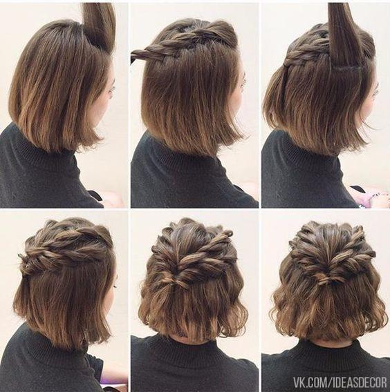 25 fotos de peinados que puedes hacer con trenzas 9