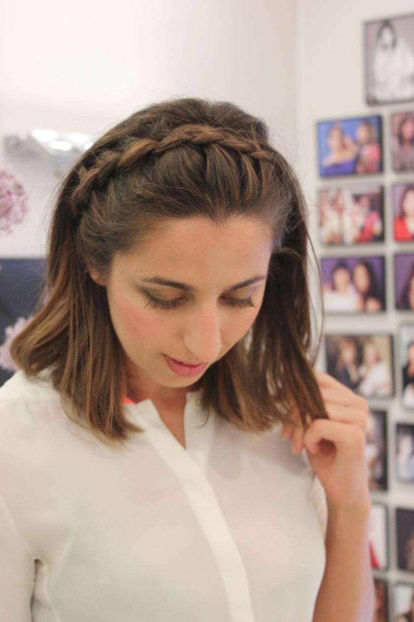 25 fotos de peinados que puedes hacer con trenzas 11