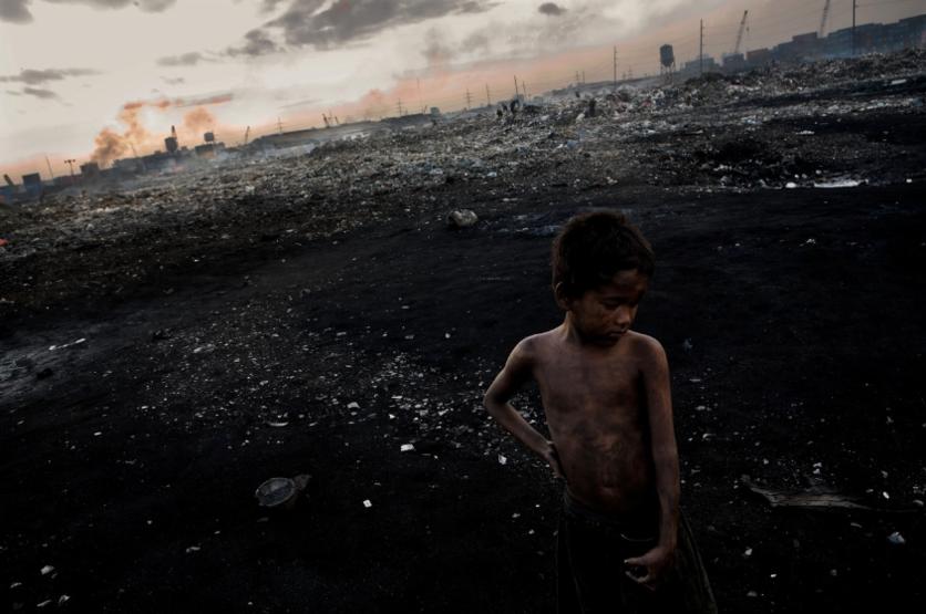 fotos mad nissen sobrepoblacion manila filipinas