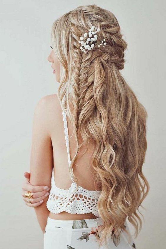 25 fotos de peinados que puedes hacer con trenzas 14