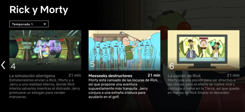 20 referencias ocultas en 'Rick y Morty' que sólo los expertos entendieron 6
