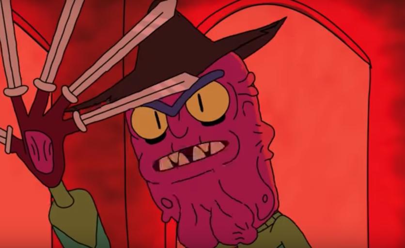 20 referencias ocultas en 'Rick y Morty' que sólo los expertos entendieron 8