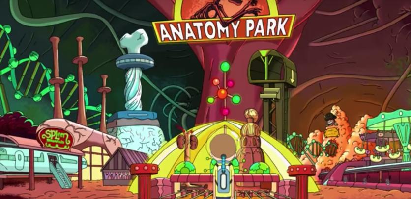 20 referencias ocultas en 'Rick y Morty' que sólo los expertos entendieron 9