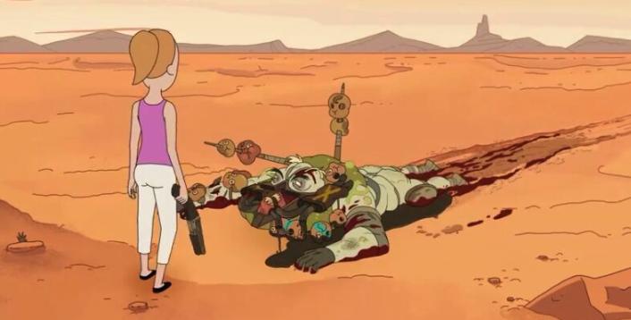 20 referencias ocultas en 'Rick y Morty' que sólo los expertos entendieron 10