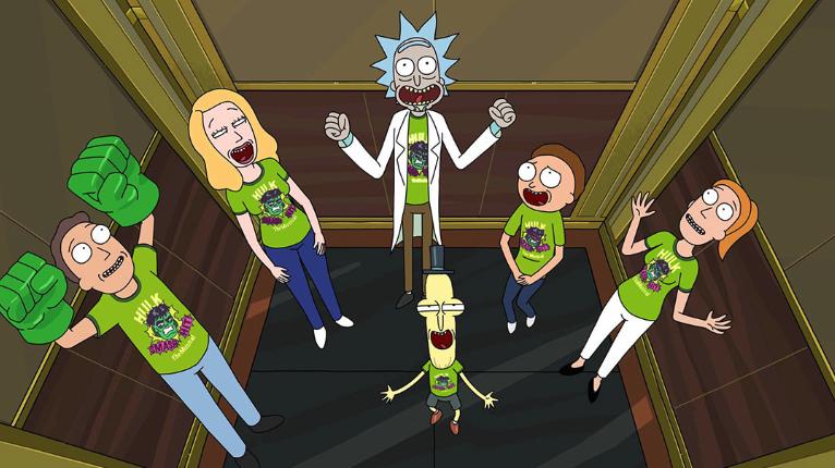 20 referencias ocultas en 'Rick y Morty' que sólo los expertos entendieron 11