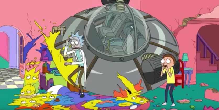 20 referencias ocultas en 'Rick y Morty' que sólo los expertos entendieron 13