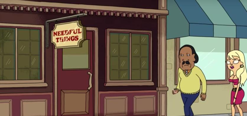 20 referencias ocultas en 'Rick y Morty' que sólo los expertos entendieron 16