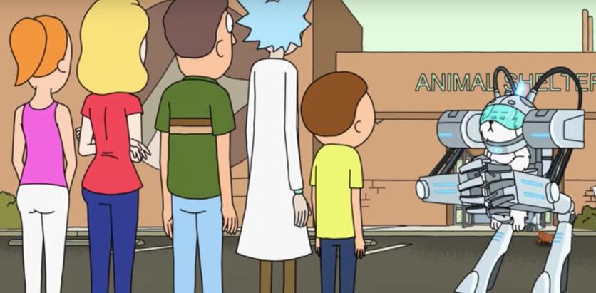 20 referencias ocultas en 'Rick y Morty' que sólo los expertos entendieron 19
