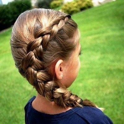 25 fotos de peinados que puedes hacer con trenzas 24