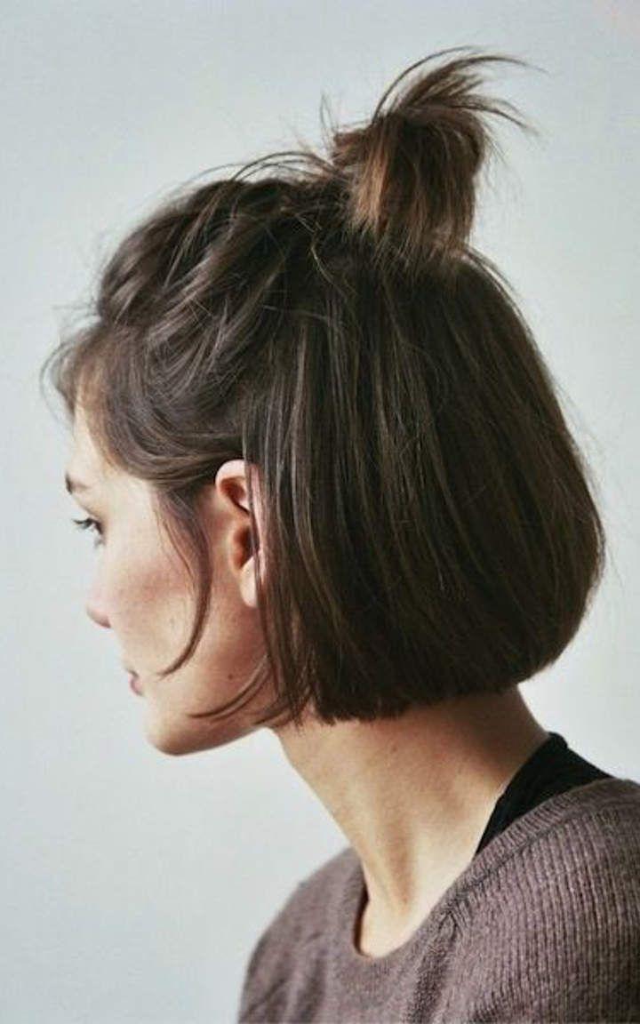 Los peinados que deberías intentar si tienes el cabello corto  6