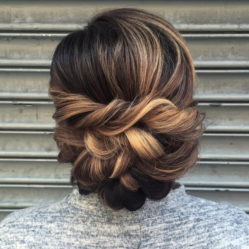 Peinados sencillos para salir de fiesta  1