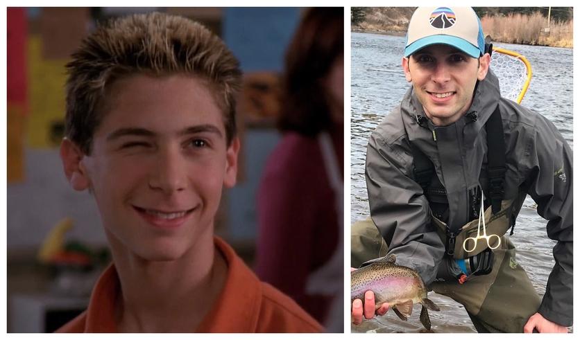 20 fotografías del antes y después de la familia de 'Malcolm el de en medio'  2