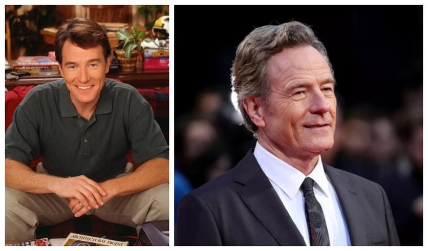 20 fotografías del antes y después de la familia de 'Malcolm el de en medio'  6