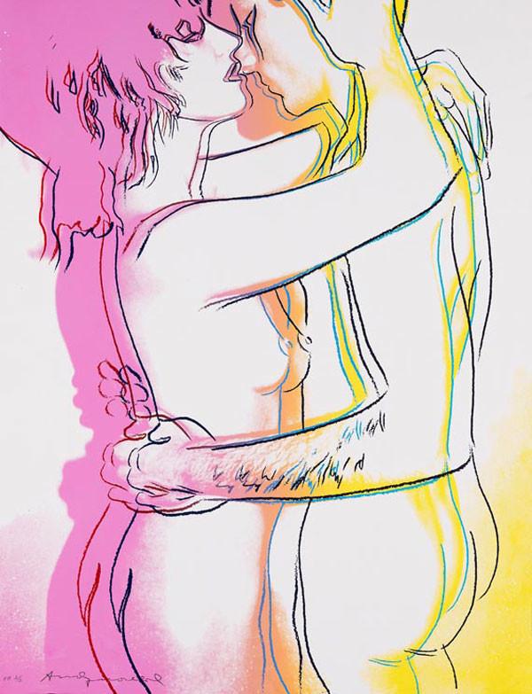 5 consejos inesperados de amor por Andy Warhol 0