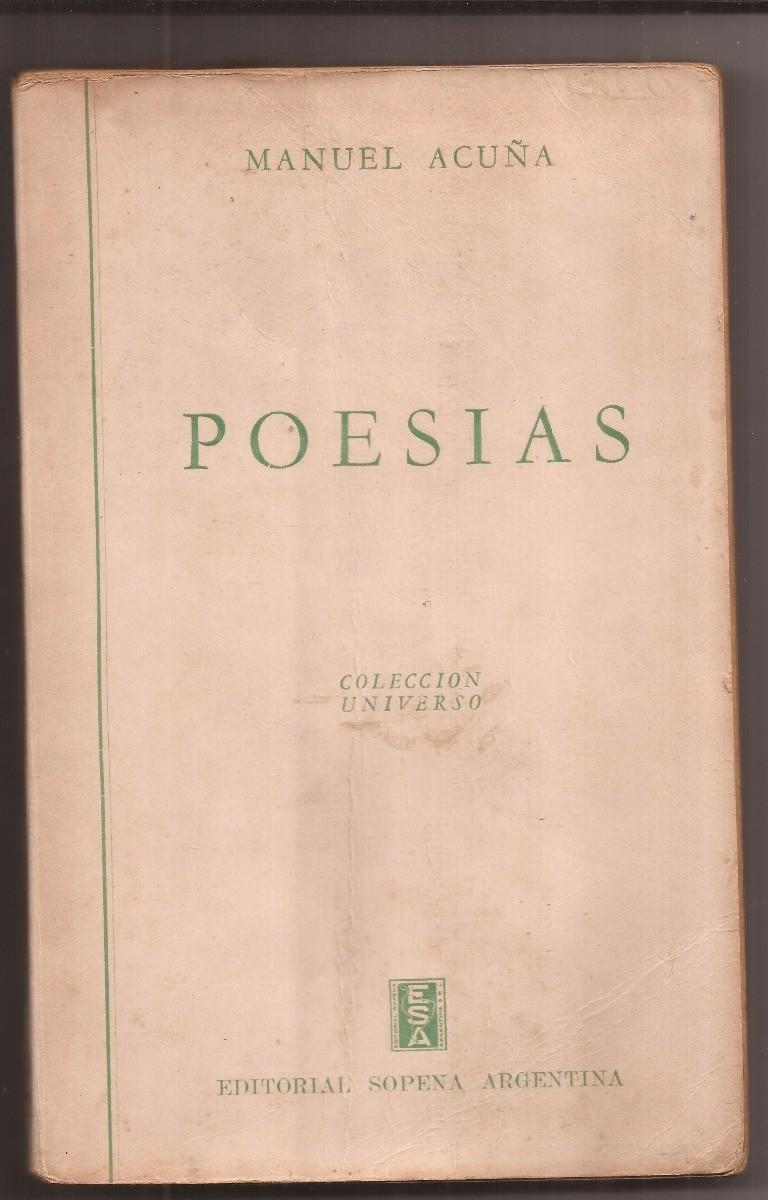 Poemas de Manuel Acuña que debes conocer 4